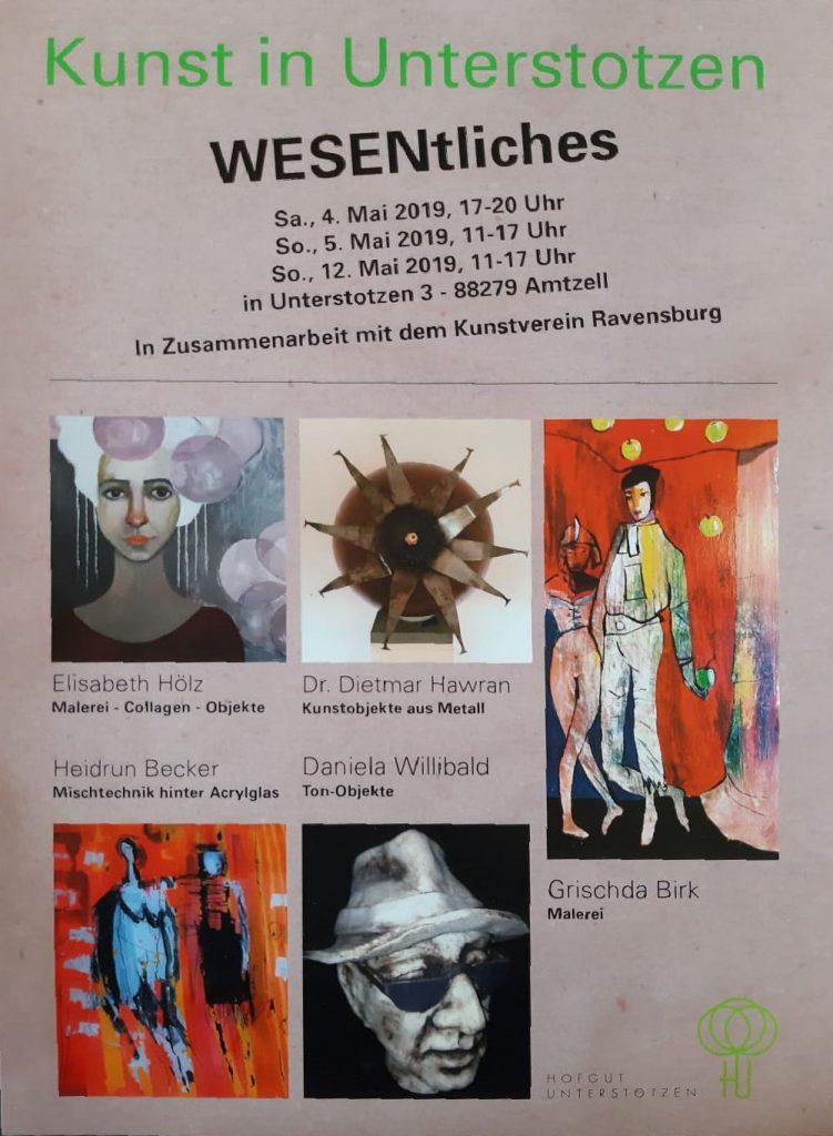 """""""Kunst in Unterstotzen VII"""""""